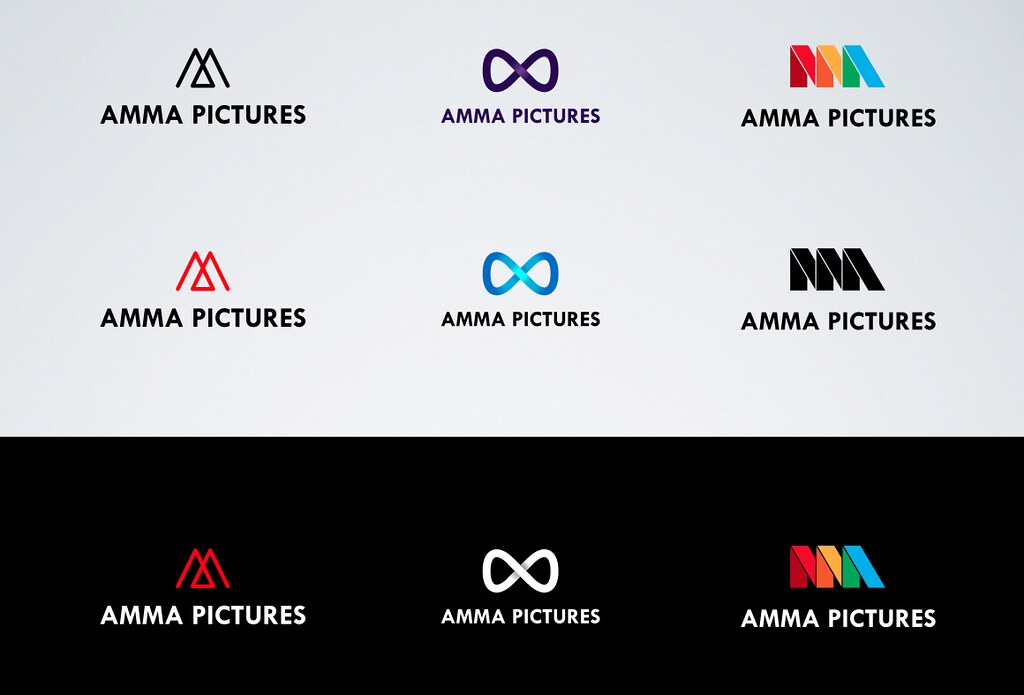 logo design for amma pictures nod young flickr