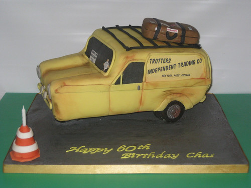 Trotters Van Cake Flickr Photo Sharing