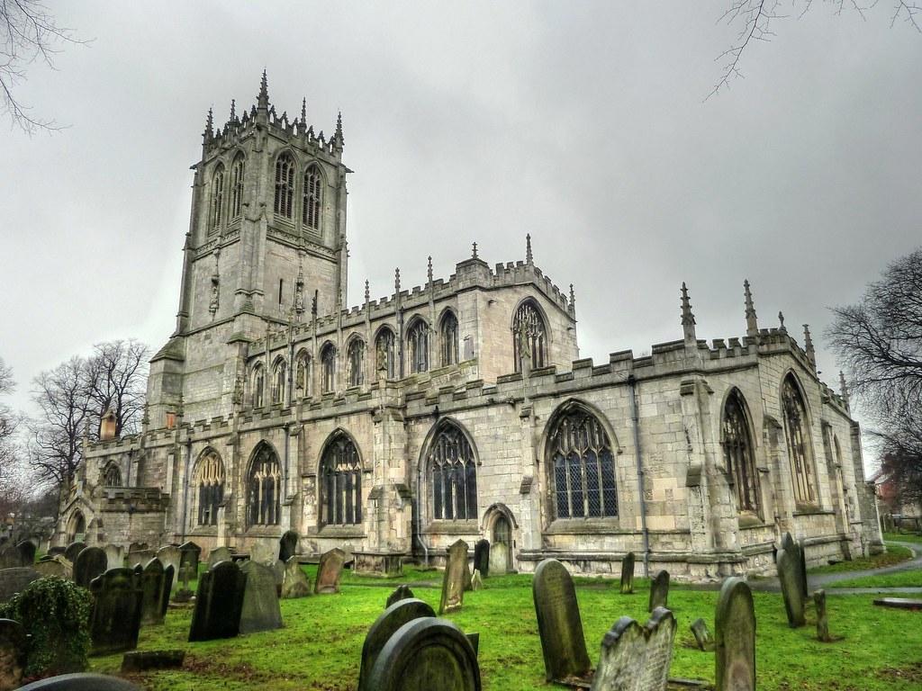 St Mary's Church Tickh...