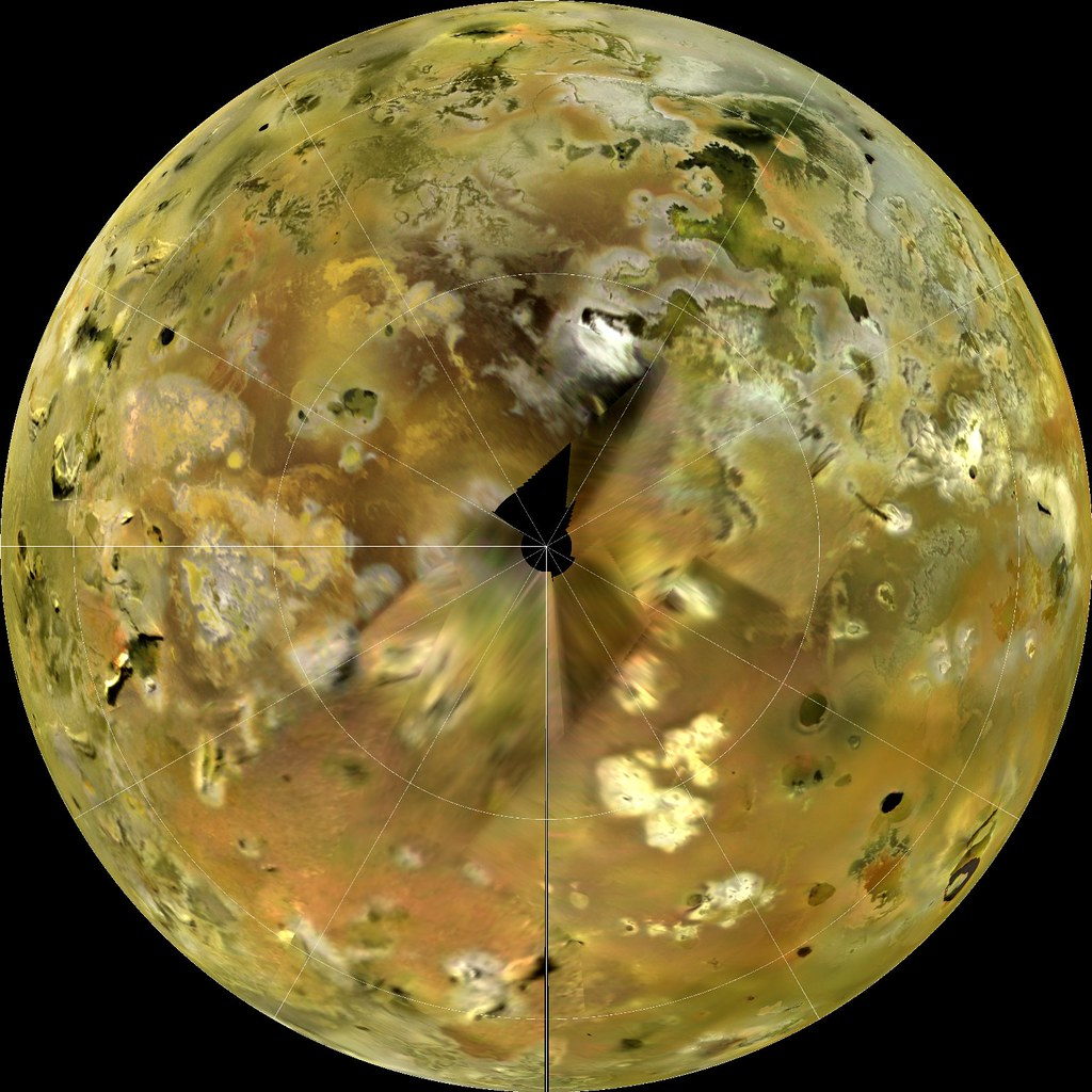 Io in Motion | Description Io is the most volcanically ...