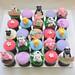 Farm theme cupcakes for Lizzy