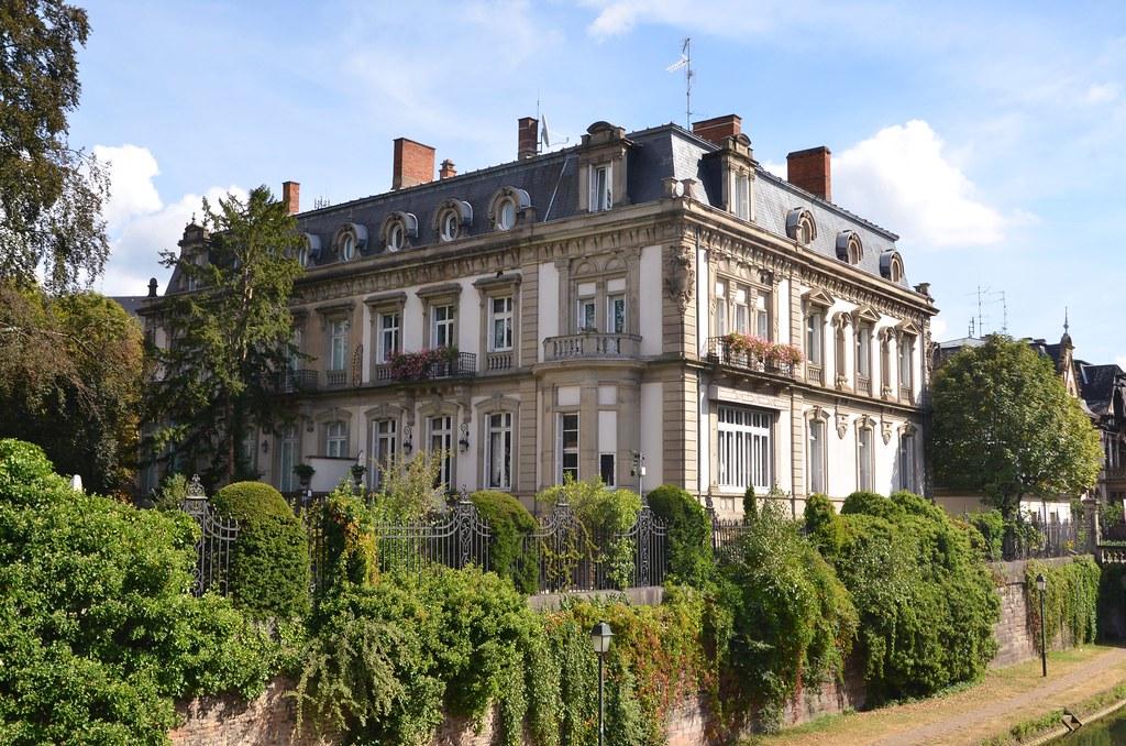 Villa Massol à Strasbourg - Hôtel particulier de notaire du … - Flickr