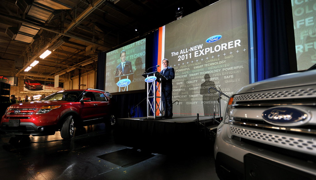 Chicago assembly plant new 2011 explorer chicago il for Ford motor company kansas city mo