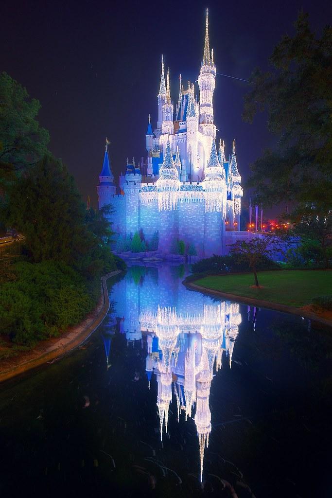 Cinderella Castle Photography Cinderella Castle Fortress