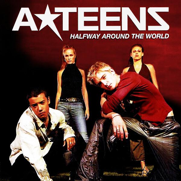 ATeens - Halfway Around The World Lyrics MetroLyrics