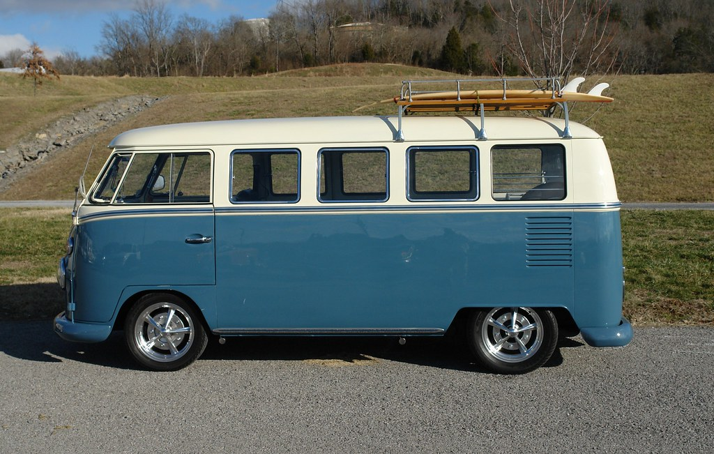 Volkswagen Bus New Bus Picture With The Rack And