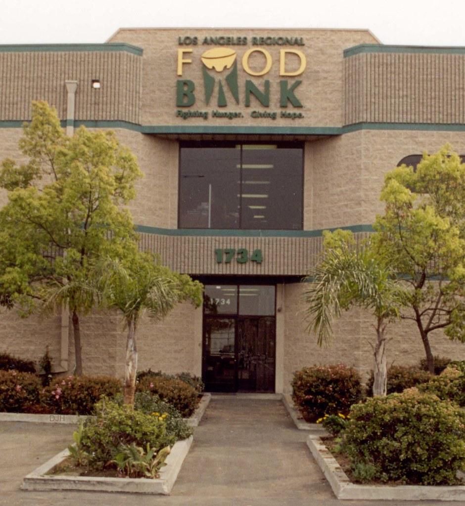 Los Angeles Regional Food Bank Jobs
