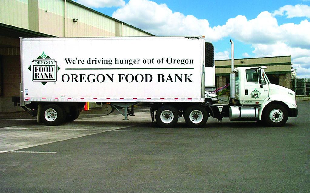 Oregon Food Bank Recipes