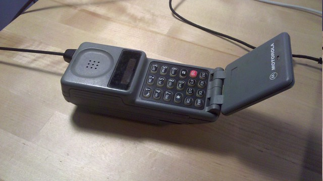 Image result for motorola flip phone 1995