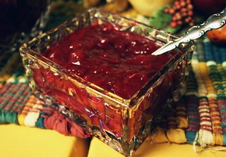 Apple-Cranberry Sauce | by Kim | Affairs of Living