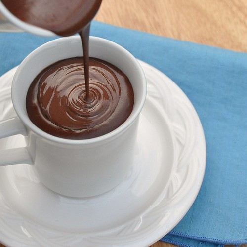 Thick Italian Hot Chocolate | by Food Lovers Odyssey