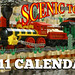 Sava Railways 2011 Calendar
