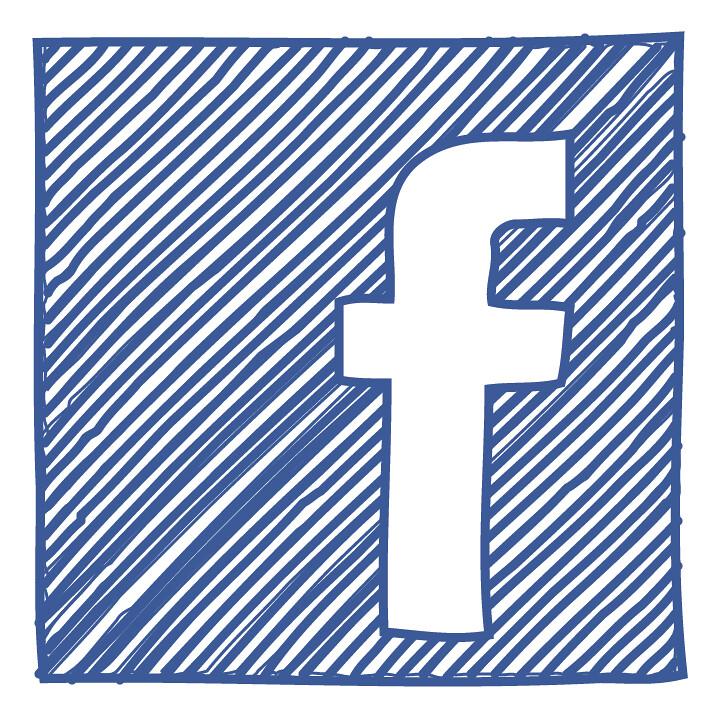 Facebook Icon Sketch | Facebook Icon / Logo Sketched In Adobu2026 | Flickr