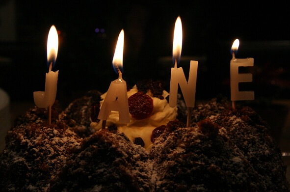 Happy Birthday Jane Cake Images