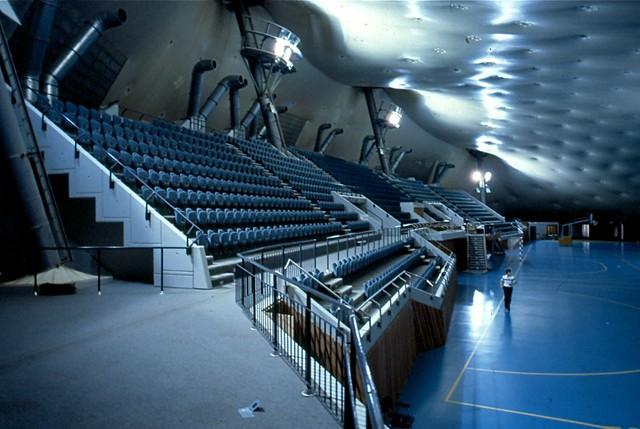 Sports Center, King Abdulaziz University, Jeddah | Flickr ...