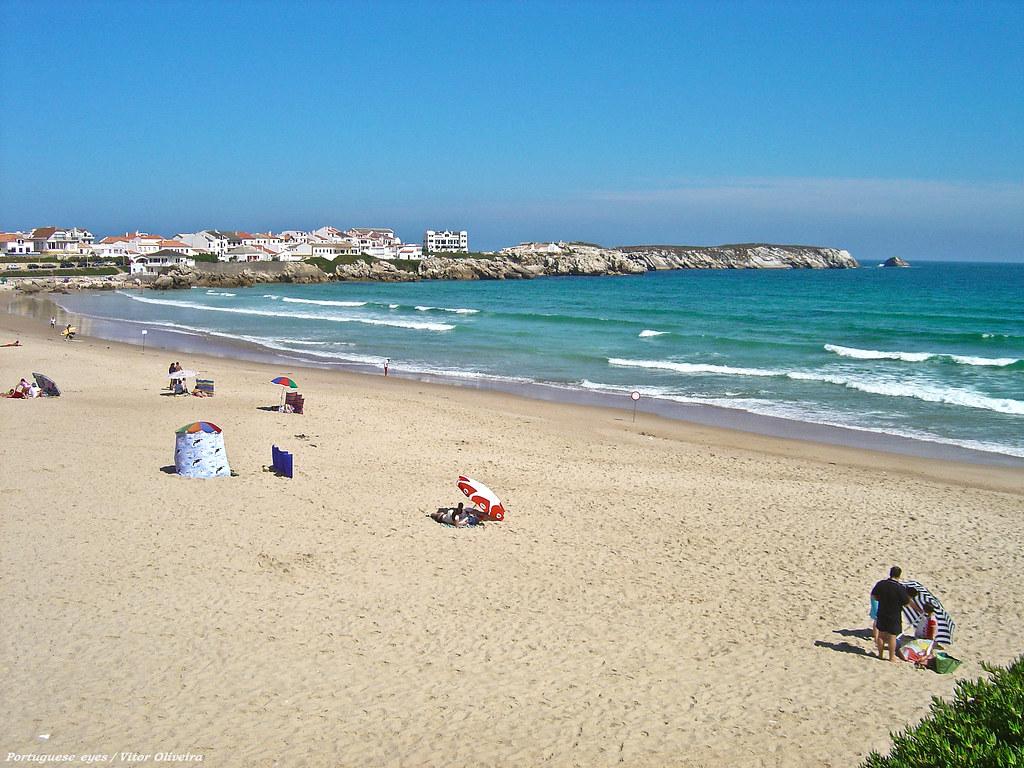 Praia Do Baleal Portugal Vitor Oliveira Flickr - Portugal map baleal