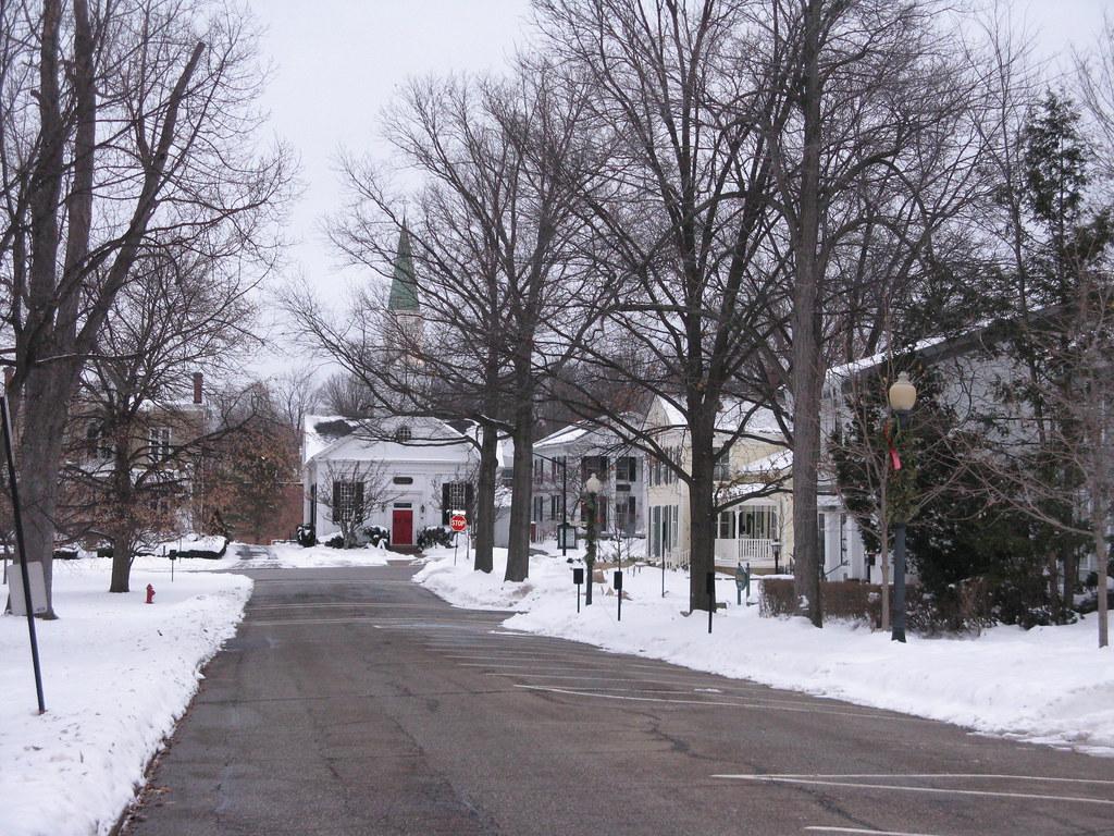 Downtown - Hudson Street