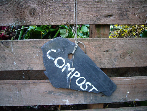 Compost sign | by kirstyhall