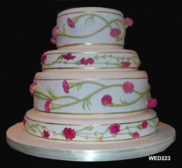 Bakery Nouveau Wedding Cake
