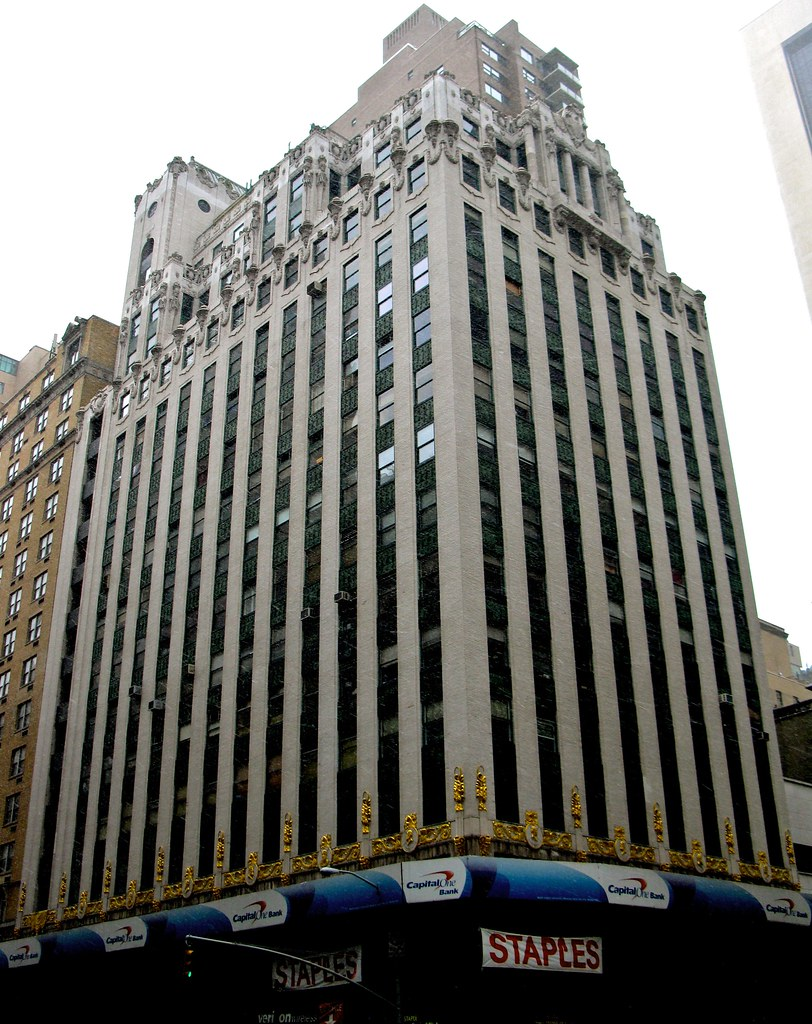 building west street york