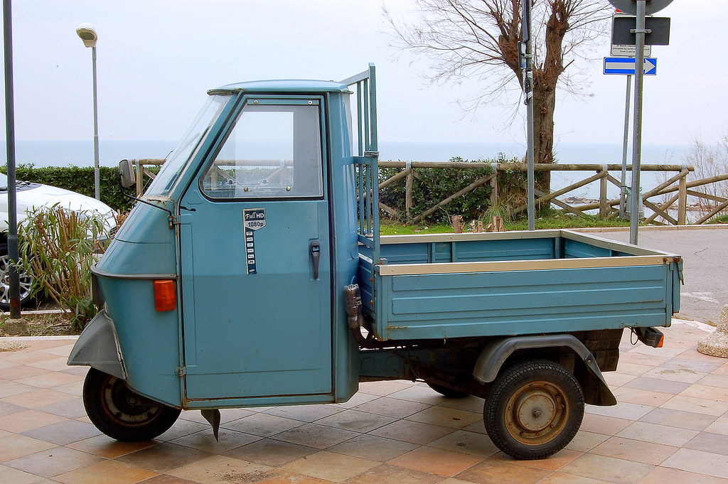 piaggio ape 50 luca prioli flickr. Black Bedroom Furniture Sets. Home Design Ideas