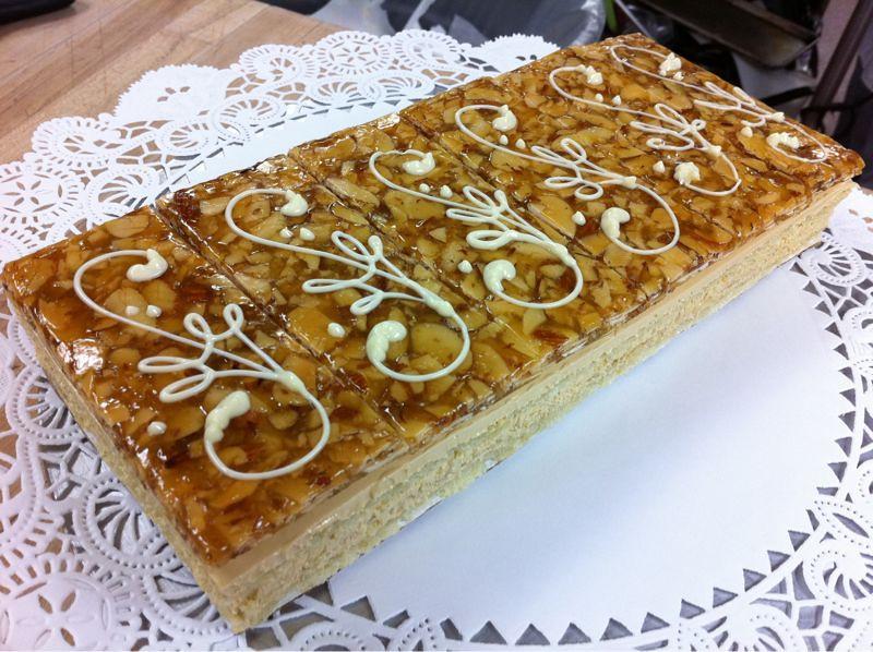 Joconde Cake Recipe