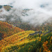 autumn in Rhodope mountains , Bulgaria