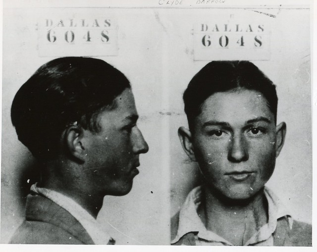 Clyde Barrow mugshots_img040 | Flickr - Photo Sharing!
