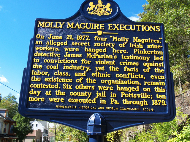 molly maguires Molly maguires lyrics: make way for the molly maguires / they're drinkers, they're liars but they're men / make way for the molly maguires / you'll never see the.