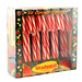 Starburst Strawberry Candy Canes