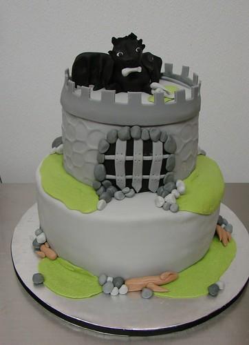 Cake Design Dragon Trainer : Toothless Dragon Birthday Cake Clarissa Lopez Flickr