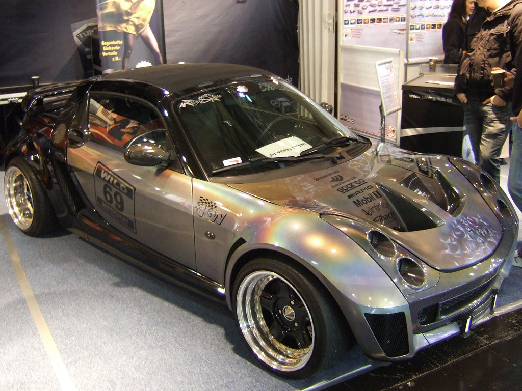 smart roadster coupe - photo #45