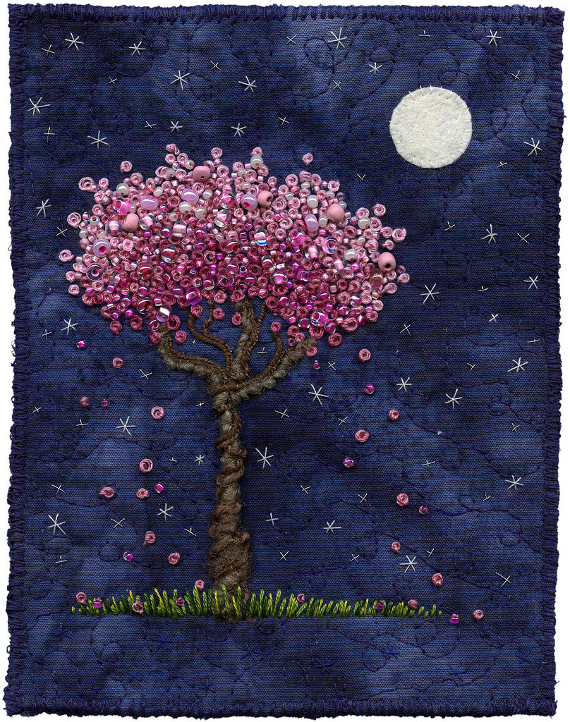 Moonlight blossoms full moon and sold