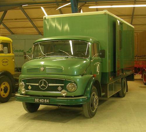 1967 mercedes truck 710 42 flickr photo sharing for White mercedes benz truck