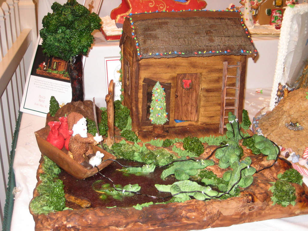 Image Result For Christmas Gingerbread House