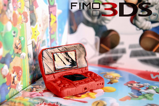 Fimo Nintendo 3DS | by 55Laney69