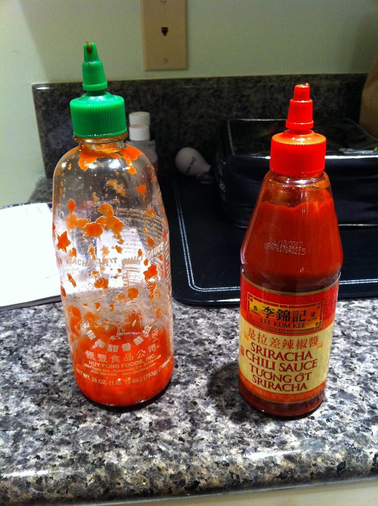 Whole Foods Sriracha