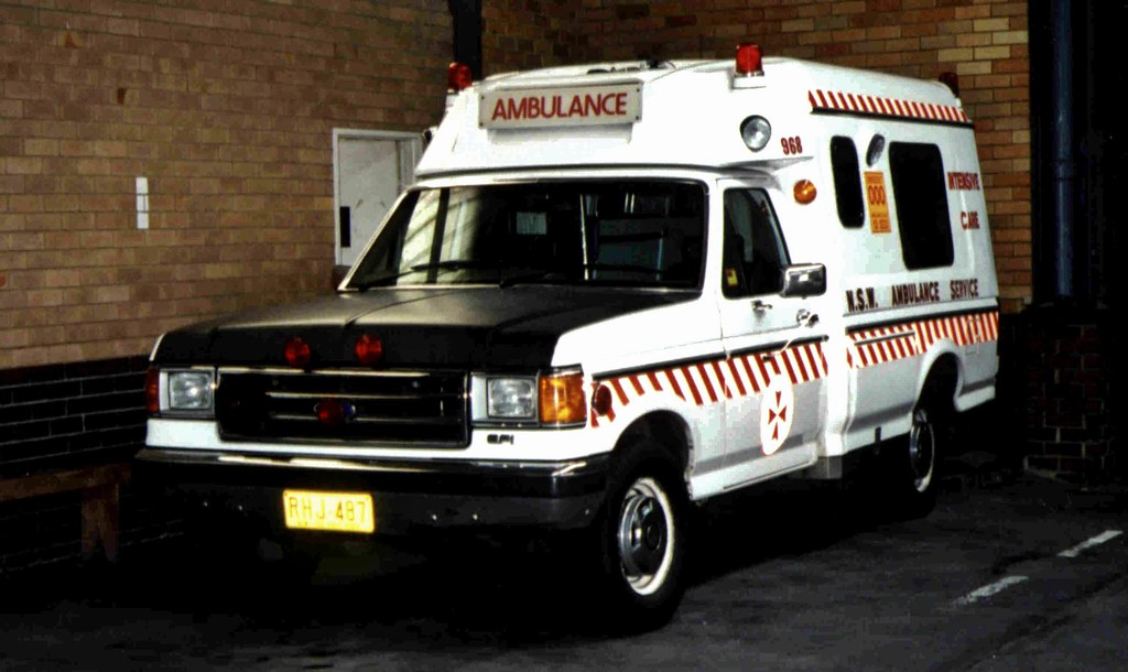 Ambulance Car For Sale