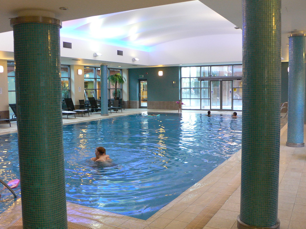 Spa at menzies welcombe hotel in stratford upon avon flickr - Menzies hotel irvine swimming pool ...