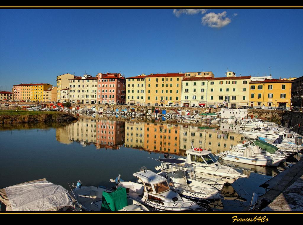 Livorno quartiere della venezia il canale dei navicelli for Canale camera dei deputati