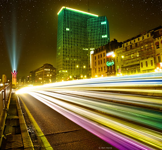 Brussels By Night | by Ben Heine