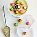 Fancy Gems Mini Choux Pastries