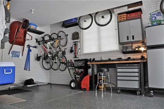 Gladiator garageworks fan photo