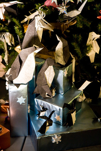 Origami Tree Natural History Museum