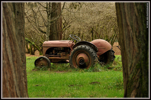 Sherman Backhoes For Ford Tractors : F backhoe ford