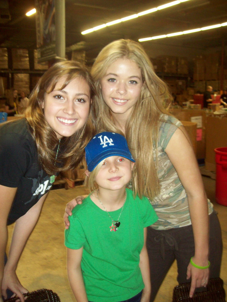 Taylor Dooley Me And Sasha Pieterse  Here We Are At A