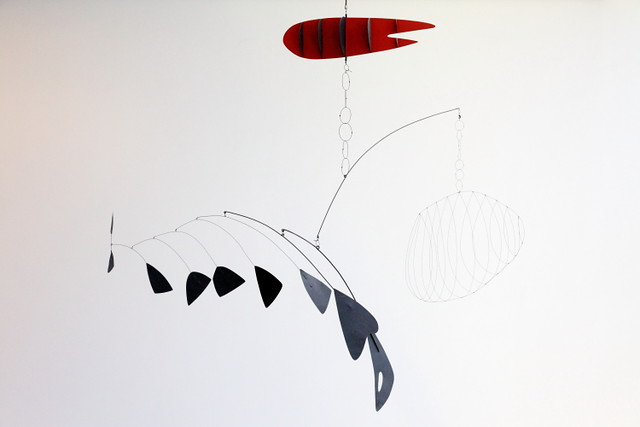 Lobster Trap and Fish Tail (Alexander Calder, 1939), Museum of Modern Art, New York | Flickr ...