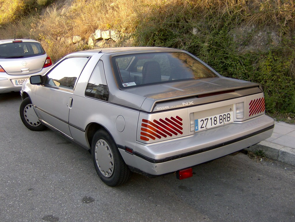 1988 Nissan Pulsar NX | Brought from Texas, USA. Last inspec ...