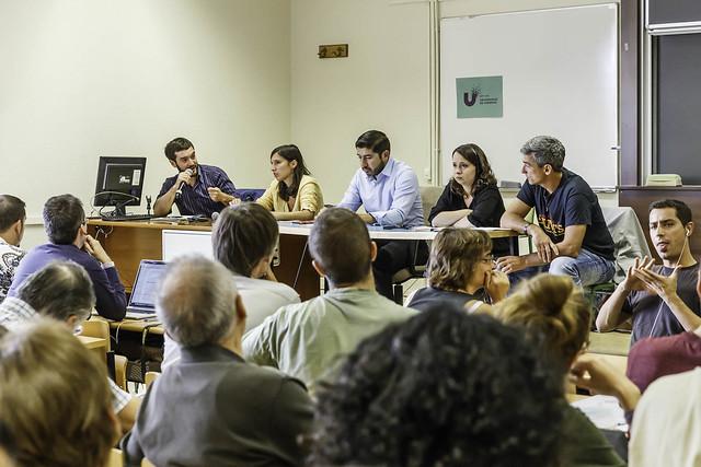 Segundo día Universidad de Podemos