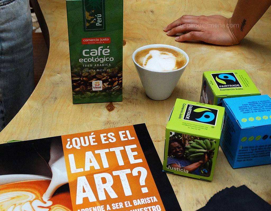 Taller de Latte Art